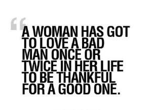 Thankful For A Good Man