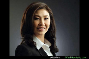 Yingluck Shinawatra is a Thai businesswoman and politician.She is a ...