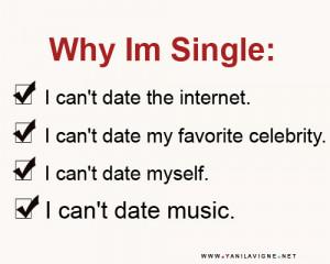 Why Am I (Still) Single?
