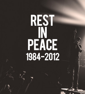 mitch lucker rest in peace