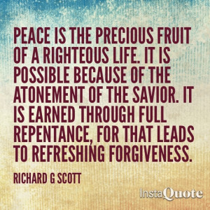 Lds General Authority Quotes