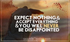 Overcoming Disappointment Quotes