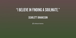 Finding Your Soul Mate Quotes
