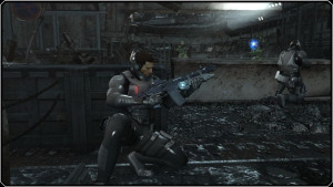 Binary Domain is Out Now! (And This Post is Late)