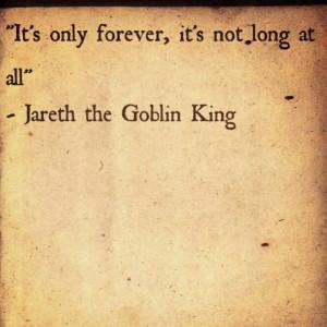 labyrinth #jareth #quote