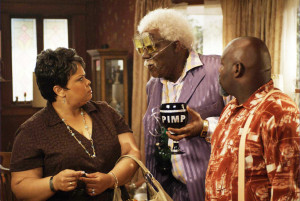 Tamela J. Mann, Tyler Perry and David Mann in Lionsgate Films' Madea ...