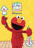 Sesame Street - Elmo's World: Opposites