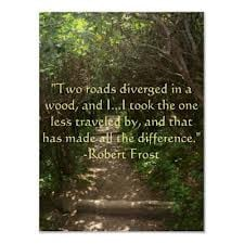... diverged in a wood inspirational picture quotes and sayings about life
