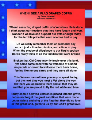 ... memorial day poem on this poem is in the public acrostic poem sheposed
