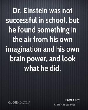 eartha-kitt-eartha-kitt-dr-einstein-was-not-successful-in-school-but ...