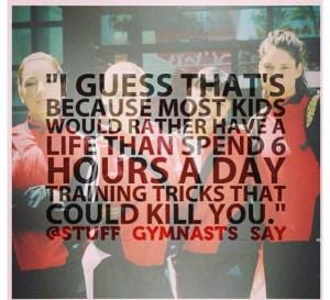 Gymnastics Quotes Stick It Stick it quote