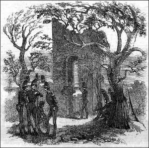 Jamestown Settlement Houses