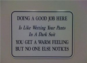 Warm Feeling Funny Quote Picture
