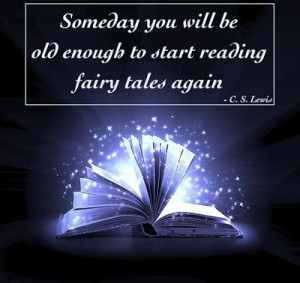 35 - Fairy tales | Top 100 C.S. Lewis quotes | Deseret News