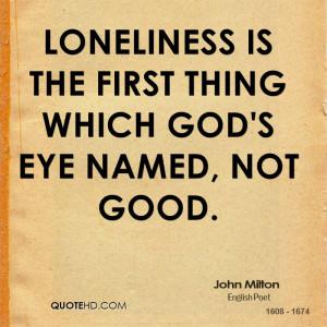 John Milton Quotes