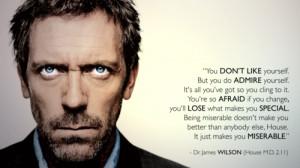 dr house intj