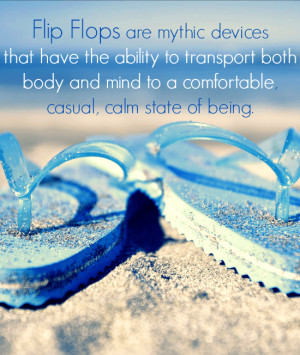 Flipping over Flip Flops -Shop the Best, DIY Ideas & Favorite Quotes