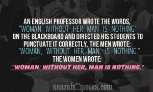 An English professor wrote the words,