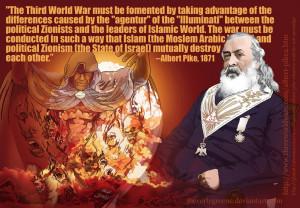 Gen. Albert Pike - Soberano Grande Comendador da Ordem Maçónica do ...