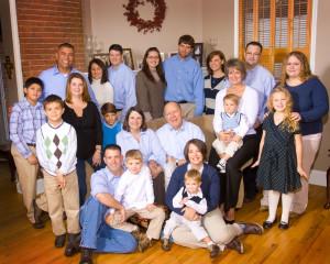 Blended Family Baltimore Style