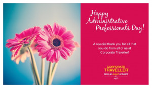 Happy Administrative Professionals Day 2014 Just Happy