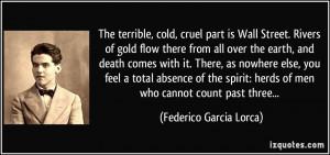 More Federico Garcia Lorca Quotes