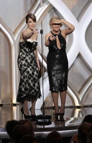 Amy Poehler Tina Fey Golden Globes Quotes