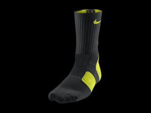 Neon Nike Crew Basketball Socks -- $13.99