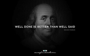 Great collection of famous quotes. Very inspirational