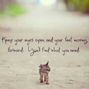 Keep your eyes open picture quotes image sayings