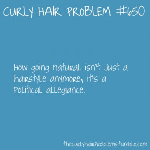 natural curly hair tumblr quotes