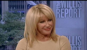 Suzanne Somers Says Obamacare Is Socialism, Uses Made-Up Lenin Quote