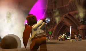Lebensgro Yoda Statue Gro