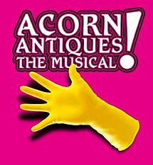Acorn Antiques! – The Musical Poster