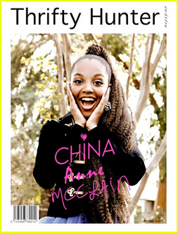 China Anne Mcclain Quotes