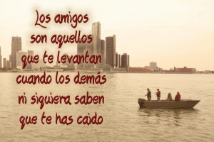 FRIENDSHIP QUOTES IN SPANISH image quotes at BuzzQuotes.com