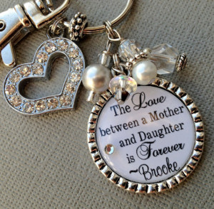 MOTHER'S day gift- PERSONALIZED - love you to the moon, love between ...