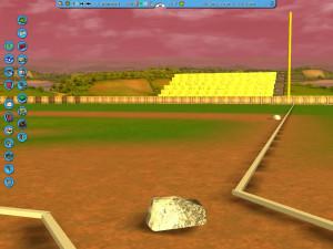 RCT3 Rosenblatt Stadium (Outfield bleachers)