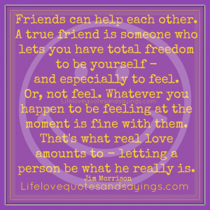 The Help Quotes Friends can help each other.