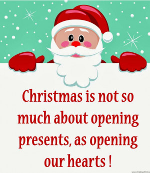 Best Christmas Sayings Collection 2014