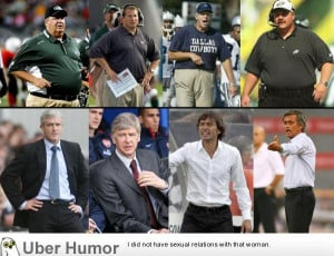 Fashion: NFL coaches vs. European soccer coaches