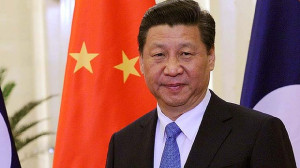 ... Xi Jinping says the country needs to adjust to a 'new normal