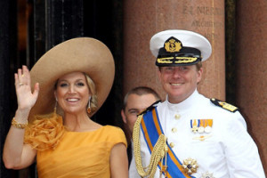 Prince Willem Alexander And