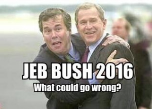 bernie sanders tore into jeb bush for remarks he made in an interview ...