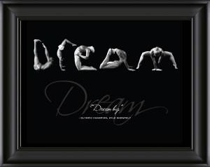 Gymnastics Quotes Inspirational Series Dream