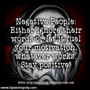 25+ Short Negative Quotes