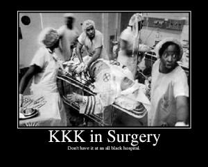 KKK in Surgery