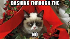 Grumpy Cat Meme Pictures humor funny cats christmas wallpaper ...