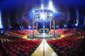 Universal Soul Circus Tent