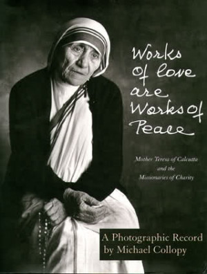 all about: Mother Teresa